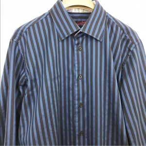 Robert Graham Shirt Striped Long Sleeves